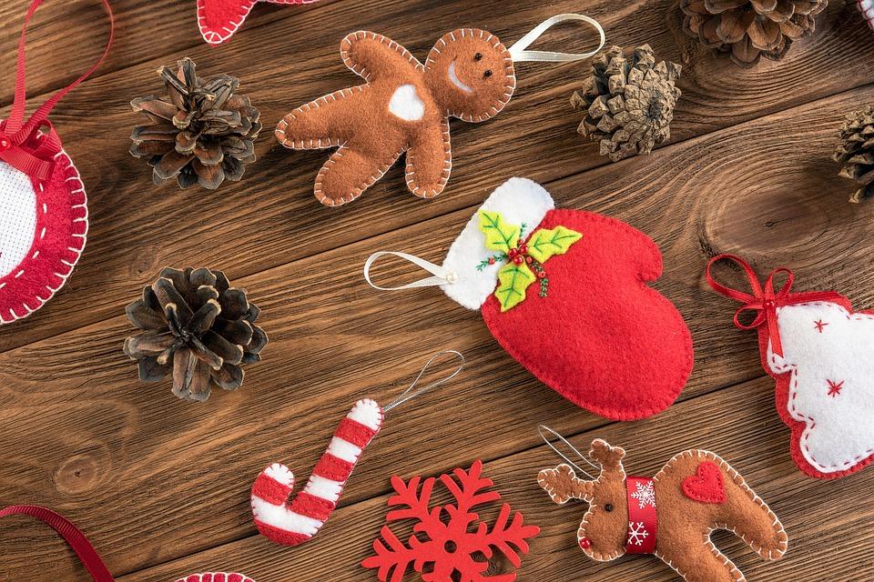 новогодние подарки для рукодельницы